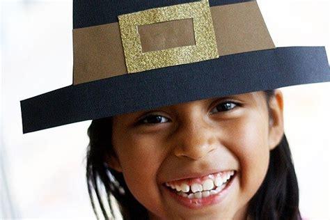kids pilgrim hat diy  thanksgiving alpha mom