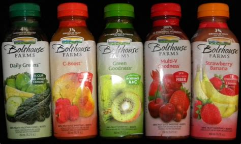 Can Bolthouse Juice Smoothies Be For Detox by Bolthouse Farms Fruit Smoothies Drink 171 Some Are Really