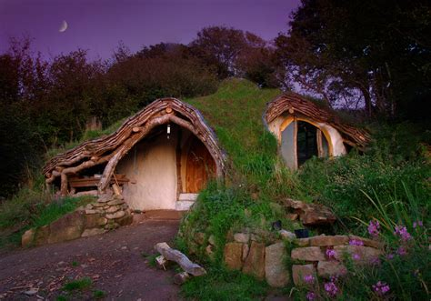 hobbit houses hobbit house heaven