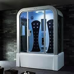 whirlpool steam shower combo