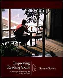 Improving Reading Skill In By Team Of Five improving reading skills deanne 9780073407241 books