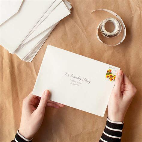 How Do You Address Wedding Invitations