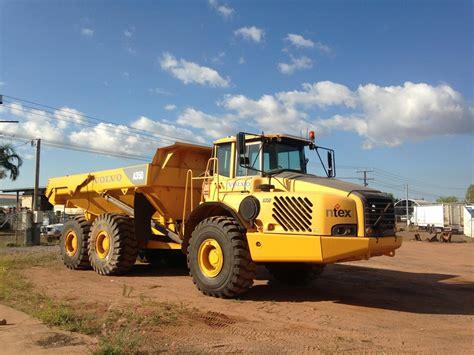 volvo a350 dump truck foxgate international
