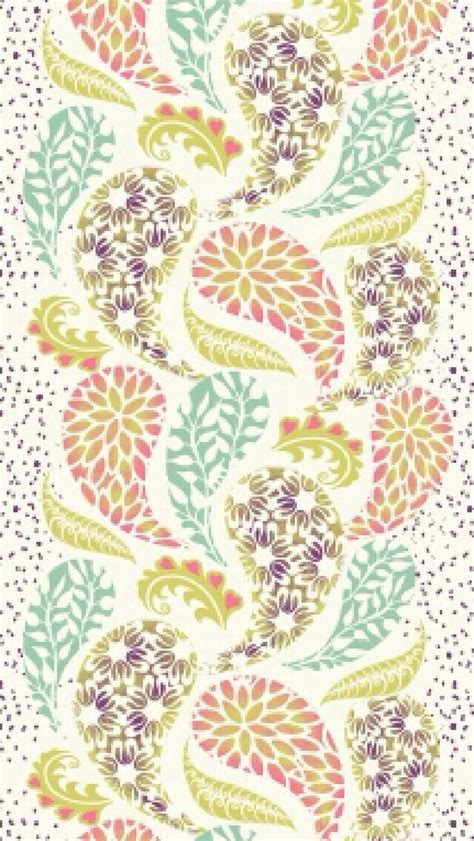 pastel paisley pattern american hippie art pattern design wallpaper paisley