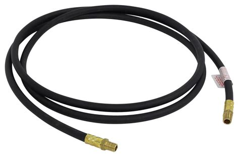 pit parts and accessories replacement hose for dancer portable patio propane pit fd500 convert a