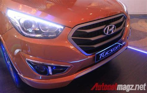 Kas Rem Depan Mobil New Tucson impression review hyundai tucson facelift 2014 indonesia