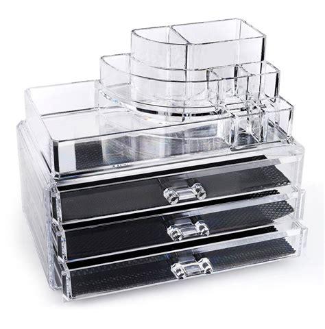 organizer amazon acrylic drawer organizer amazon home design ideas