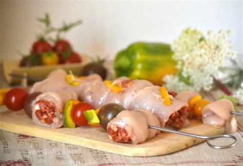 recette de cuisine am駻icaine poulet farci chorizo 224 cuire r 244 ti ou brochette recette