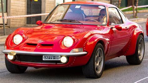 Auto Rally Anni 50 by Rally Bodensee Klassik Opel Festegger 224 I 50 Anni Della