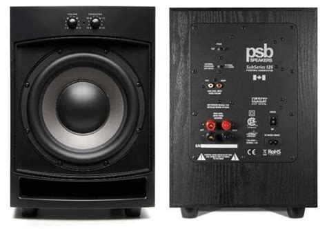 psb introduces affordable subseries  subwoofer ultra