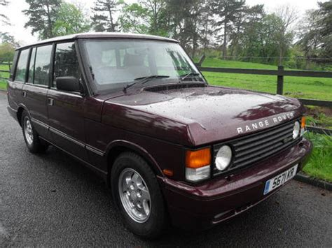 car owners manuals free downloads 1994 land rover discovery security system service manual how to fix cars 1994 land rover range rover free book repair manuals land