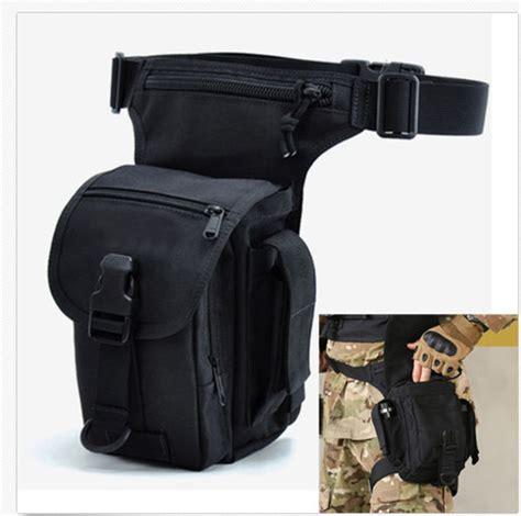 Bag Backpack Custom Tas Custom messenger shoulder pack waist leg bag motorcycle pack in waist
