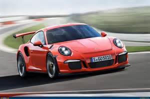 Porsche Gt3rs Ausmotive 187 2015 Porsche 911 Gt3 Rs Revealed