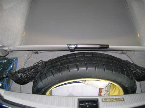 Lexus Sc430 Spare Tire by Spare Tire Bracket Carrier Necessary Club Lexus Forums