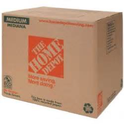 Home Depot Small Moving Box Size The Home Depot 18 In X 18 In X 16 In 65 Lb Medium Box