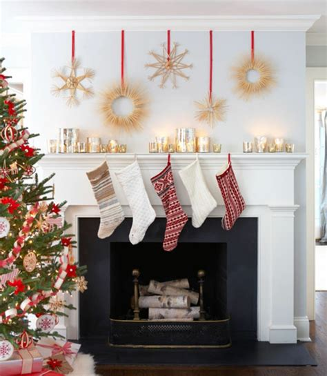 chestha kamin weihnachten design