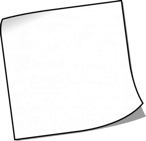 white pattern outline paper outline clipart 38