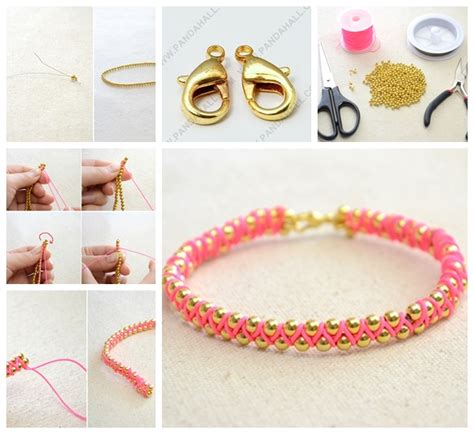 Handmade Jewellery Step By Step - wonderful diy jewelry for in 3 steps
