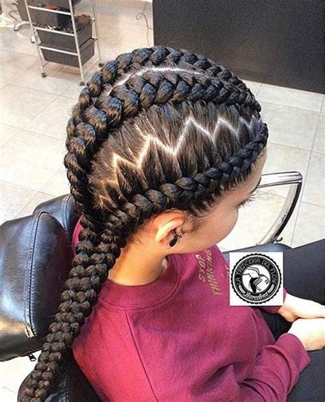 zig zag braids 31 best ghana braids hairstyles ghana braids follow me