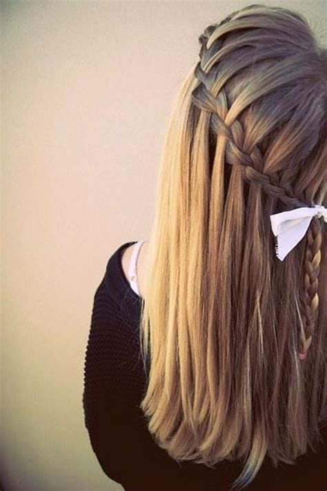 Simple Braid Hairstyles by 50 Simple Braid Hairstyles For Hair