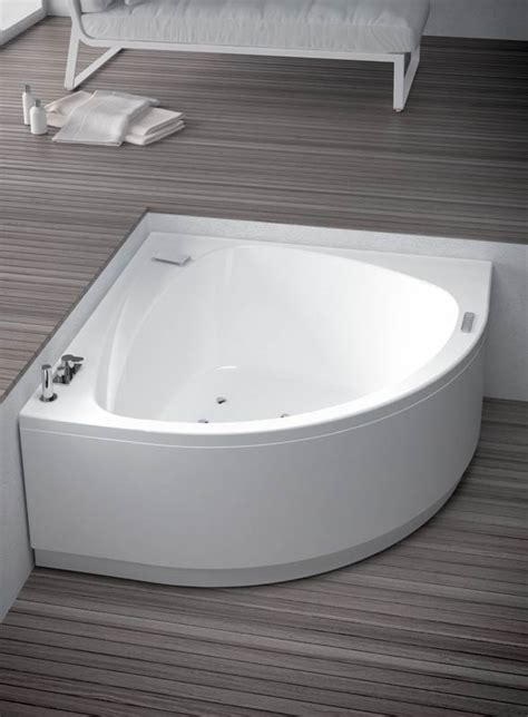 vasche bagno angolari vasca idromassaggio angolare grandform