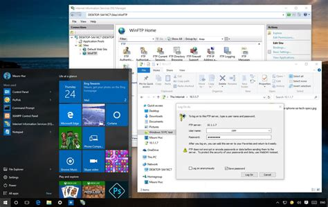 best windows ftp server how to set up and manage an ftp server on windows 10