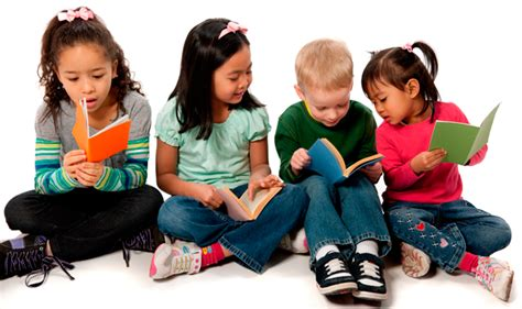 with children reaping the rewards of reading early learning childhood