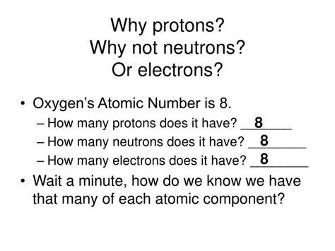 Number Of Protons And Electrons In Oxygen by Oxygen Number Of Protons In Oxygen