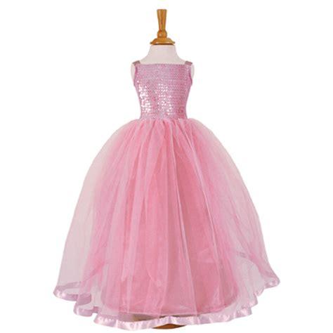Kd10 Princess Dress Import Pink Size 12 children s ruby sequin ballgown bridesmaid