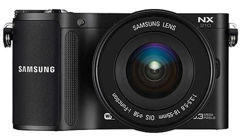 Kamera Mirrorless Samsung Nx210 42nd photo samsung ev nx210zbsbus nx210