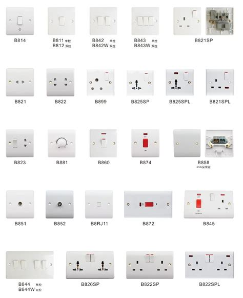 different types of light switches 81 types of electrical switch hoist crane limit switch