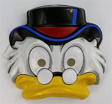 vintage walt disney scrooge mcduck ducktales halloween
