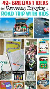 49 brilliant ideas for enjoying a road trip with kids living well mom