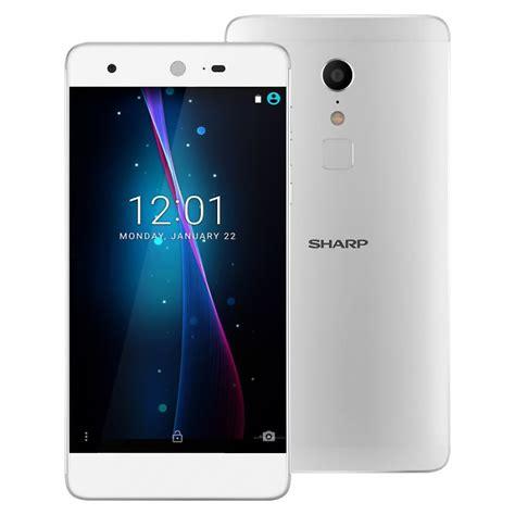 best sharp z2 mobile phone 4gb ram 32gb rom sale shopping silver us cafago