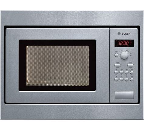 Microwave Bosch buy bosch hmt75m551b built in microwave stainless