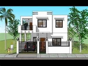 delightful Small Single Storey House Designs #6: hqdefault.jpg