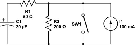 capacitor questions circuit circuit circuit capacitor question confusion electrical engineering stack exchange