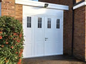 Hinged Garage Doors Carteck Side Hinged Garage Door Pennine Garage Doors