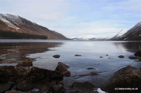 Kids In Mind by Loch Muick Walk Including An All Terrain Pushchair Route