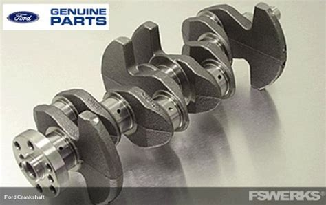 ford ranger duratec 2 3l crankshaft