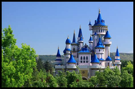 How Big Is 400 Square Meters by Fairy Tale Castle A Photo From Eskisehir Central
