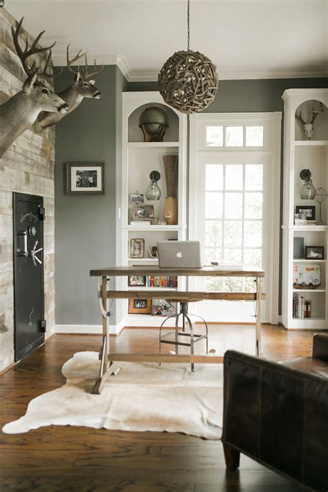 20 Stylish Office Decorating Ideas 20 Farmhouse Home Office Design Ideas Interior God