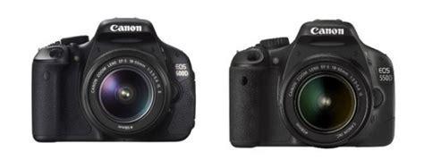 Kamera Canon 600d Vs 700d spesifikasi harga kamera canon eos 550d baru bekas