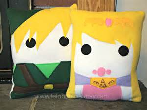legend of plush pillow throw pillow
