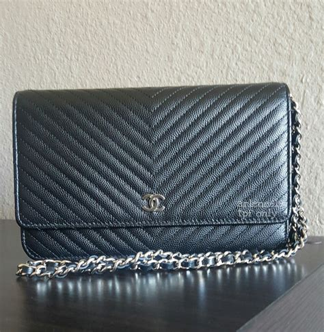 Dompet Chanel Chevron Wallet 1067 Murah post your chanel family portrait page 46 purseforum