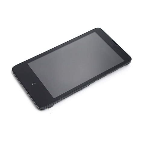 lcd with touch screen for nokia x dual sim rm 980 black