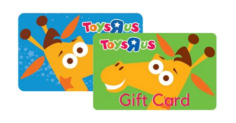 Toys R Us E Gift Card Groupon - today only f r e e toys r us gift card for pickup shoppers