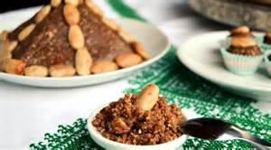 cuisine marocaine sfouf