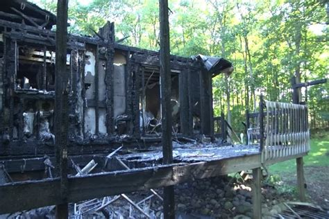 Chippewa County Home Destroyed by Fire, Firefighters