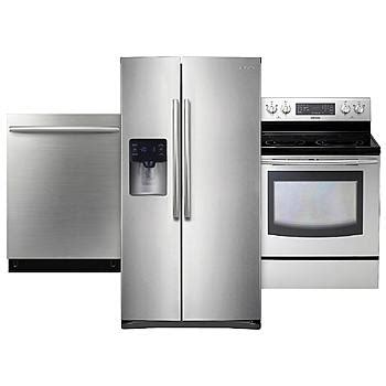 kitchen appliance suites stainless steel samsung samsung 3 piece kitchen suite stainless steel
